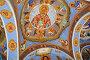 Болгария, наружная роспись церкви в Сокольском монастыре, фото № 2234650, снято 16 июня 2010 г. (c) Татьяна Юни / Фотобанк Лори