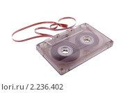 Аудиокассета. Стоковое фото, фотограф Погорелов Владимир / Фотобанк Лори