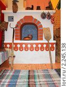 Купить «Русская печь», фото № 2245138, снято 18 сентября 2009 г. (c) Сергей Яковлев / Фотобанк Лори