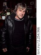 Купить «Алексей Глызин», эксклюзивное фото № 2254966, снято 1 декабря 2010 г. (c) Андрей Дегтярёв / Фотобанк Лори