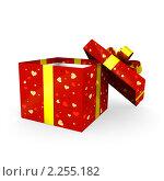 Купить «Подарок», иллюстрация № 2255182 (c) Сергей Куров / Фотобанк Лори