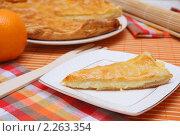 Купить «Пирог с сыром», фото № 2263354, снято 7 января 2011 г. (c) Дорощенко Элла / Фотобанк Лори