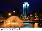 Купить «Набережные Челны», фото № 2270746, снято 19 июля 2009 г. (c) Зудин Виталий Владимирович / Фотобанк Лори