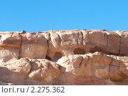 Купить «Цветной каньон. Синай. Египет», фото № 2275362, снято 8 января 2011 г. (c) Екатерина Овсянникова / Фотобанк Лори