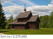 Купить «Церковь 16 века в музее Витославлицы», фото № 2275682, снято 18 июня 2009 г. (c) Гордина Алёна / Фотобанк Лори