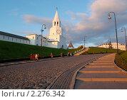 Казань (2008 год). Стоковое фото, фотограф Равиль Рафагутдинов / Фотобанк Лори