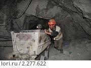 Купить «В шахте Потоси», фото № 2277622, снято 7 сентября 2010 г. (c) Free Wind / Фотобанк Лори