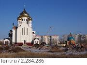 Купить «Собор Рождества Христова», фото № 2284286, снято 18 января 2011 г. (c) Иван Федоренко / Фотобанк Лори
