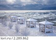 Купить «На Байкале под Новый год», фото № 2289862, снято 27 декабря 2009 г. (c) Виктория Катьянова / Фотобанк Лори