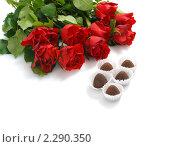 Купить «Подарок ко дню Святого Валентина», фото № 2290350, снято 18 января 2011 г. (c) Литова Наталья / Фотобанк Лори
