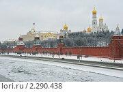 Кремлевская набережная (2011 год). Редакционное фото, фотограф Анатолий Аверьянов / Фотобанк Лори