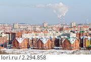 Купить «Уфимский район Сипайлово», фото № 2294858, снято 21 января 2011 г. (c) Владимир Ковальчук / Фотобанк Лори