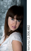 Купить «Девушка», фото № 2306482, снято 22 января 2011 г. (c) Черников Роман / Фотобанк Лори