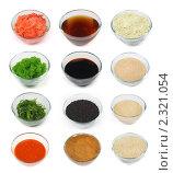Ингредиенты для приготовления суши. Стоковое фото, фотограф Константин Буркин / Фотобанк Лори