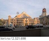 Купить «Бессарабский рынок в Киеве», фото № 2321698, снято 30 апреля 2010 г. (c) Коротнев Виктор Георгиевич / Фотобанк Лори