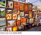 Галерея (2011 год). Редакционное фото, фотограф Дмитрий Никоненко / Фотобанк Лори