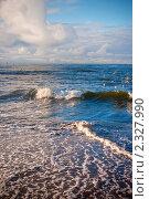 Купить «Балтийское море», фото № 2327990, снято 3 июля 2020 г. (c) Анна Лурье / Фотобанк Лори