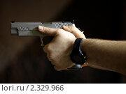 Пистолет. Стоковое фото, фотограф Морозова Татьяна / Фотобанк Лори
