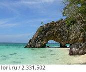 Пляж. Стоковое фото, фотограф Баранов Александр / Фотобанк Лори