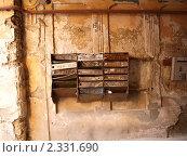 Почтовые ящики в Одессе. Стоковое фото, фотограф Константин Болотин / Фотобанк Лори