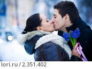 Купить «Любовь», фото № 2351402, снято 14 января 2011 г. (c) Вероника Галкина / Фотобанк Лори