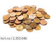Купить «Монеты», эксклюзивное фото № 2353046, снято 26 декабря 2010 г. (c) Юрий Морозов / Фотобанк Лори