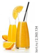 Купить «Апельсиновый сок», фото № 2360134, снято 17 февраля 2011 г. (c) Лисовская Наталья / Фотобанк Лори