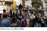 Купить «Революция в Египте», фото № 2363566, снято 20 ноября 2018 г. (c) nadegdaf / Фотобанк Лори