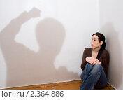 Купить «Насилие в семье», фото № 2364886, снято 20 февраля 2011 г. (c) паша семенов / Фотобанк Лори