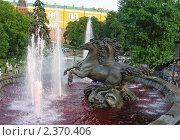 Купить «Москва. Вид на фонтан в Александровском саду», эксклюзивное фото № 2370406, снято 2 августа 2010 г. (c) lana1501 / Фотобанк Лори