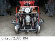 Купить «Мотодрезина», фото № 2380194, снято 24 июля 2010 г. (c) Удодов Алексей / Фотобанк Лори