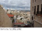 Утро в Палестине (2011 год). Стоковое фото, фотограф Влад Куликов / Фотобанк Лори
