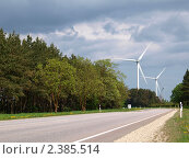 Зеленая энергия (2010 год). Стоковое фото, фотограф Andrei Prokofjev / Фотобанк Лори