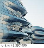 Купить «Архитектурная абстракция», иллюстрация № 2397490 (c) Юрий Бельмесов / Фотобанк Лори