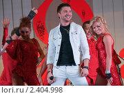 Сергей Вячеславович Лазарев. Концерт (2011 год). Редакционное фото, фотограф Pukhov K / Фотобанк Лори