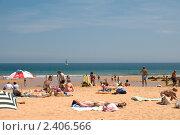 Купить «Берег Атлантического океана. Сантандер», фото № 2406566, снято 25 июня 2009 г. (c) Elena Monakhova / Фотобанк Лори