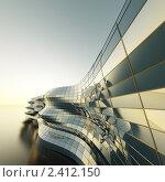Архитектурная абстракция, иллюстрация № 2412150 (c) Юрий Бельмесов / Фотобанк Лори