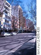 Улица в районе Кингс-Кросс в Сиднее (2010 год). Редакционное фото, фотограф Elena Monakhova / Фотобанк Лори