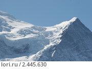 Французские Альпы. Стоковое фото, фотограф Anna Abramovich / Фотобанк Лори