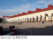 Купить «Гостиный Двор в Уфе», фото № 2446014, снято 3 июля 2008 г. (c) Михаил Валеев / Фотобанк Лори