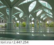 Мечеть, Куала-Лумпур,Малайзия. Стоковое фото, фотограф Баранов Александр / Фотобанк Лори