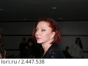 Купить «Анастасия Вертинская», фото № 2447538, снято 4 апреля 2011 г. (c) Архипова Екатерина / Фотобанк Лори