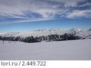 Горный пейзаж. Стоковое фото, фотограф Мария Кузнецова / Фотобанк Лори