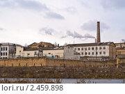 Тюрьма строгого режима. Стоковое фото, фотограф Игорь Митов / Фотобанк Лори
