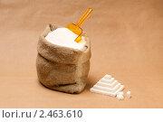 Сахар в мешке. Стоковое фото, фотограф Валентин Олейников / Фотобанк Лори