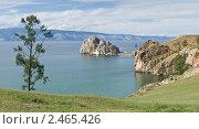 Красивый вид озера Байкал. Стоковое фото, фотограф Михаил Иванов / Фотобанк Лори