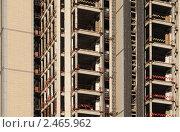 Купить «Реконструкция здания», фото № 2465962, снято 29 ноября 2010 г. (c) Андрей Ерофеев / Фотобанк Лори