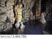 Диктейская пещера (пещера Зевса Греция, о. Крит) (2009 год). Стоковое фото, фотограф Илья Лиманов / Фотобанк Лори