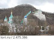 Украина, Святые Горы (2011 год). Стоковое фото, фотограф Лозовая Татьяна / Фотобанк Лори