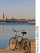 Велосипед (2011 год). Редакционное фото, фотограф Валентина Качалова / Фотобанк Лори